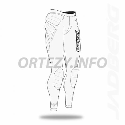 Jadberg funkční kalhoty AGENT UNDERPANTS 18/19