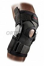 McDavid Hinged Knee Brace with Crossing Straps 429X ortéza na koleno