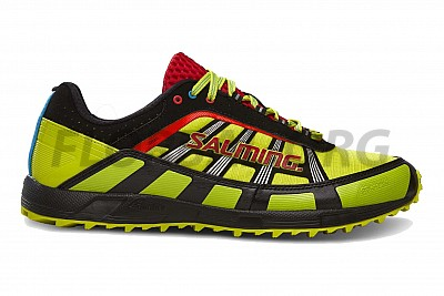 Salming Trail T2 Shoe Men Safety Yellow/Black