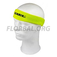 EXEL HEADBAND yellow/black
