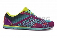 Salming Race3 Shoe Women Turquoise/Purple
