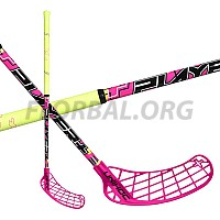 UNIHOC Player+ Curve 1.5º 35 yellow/cerise ´15