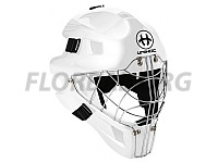 Unihoc brankárska maska OPTIMA 66 all white