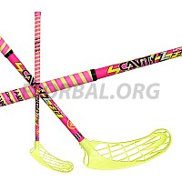 UNIHOC Cavity Z 32 neon cerise/yellow 16/17