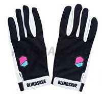 BlindSave brankárske rukavice Black