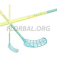 ZONE Zuper Air 31 neon yellow/turquoise