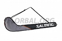 Salming Tour Stickbag JR Black/Grey