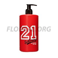 Salming Hair and Body Shower Gel 21 Red