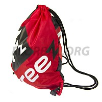 FREEZ VERSO GYMSACK black/red