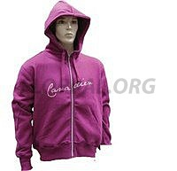 Canadien mikina HOOD Woman Pink