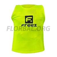 FREEZ STAR TRAINING VEST neon yellow