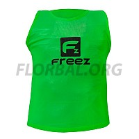 FREEZ STAR TRAINING VEST neon green